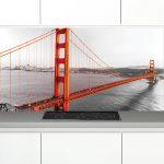 Zambala-keuken-achterwand-Golden-Gate-Bridge