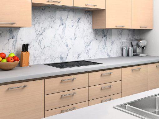 Zambala keuken achterwand – marmer